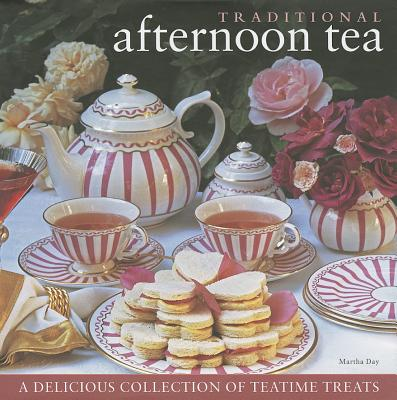 Traditional Afternoon Tea By Day, Martha